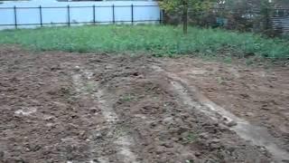 видео Вывоз глины с участка в Москве