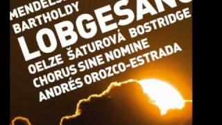 Felix Mendelssohn Bartholdy - Nun danket alle Gott