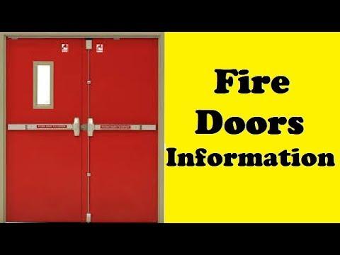 Fire Doors Information