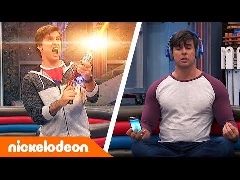 Опасный Генри | Лучшие моменты с Рэем - Часть 1 | Nickelodeon Россия