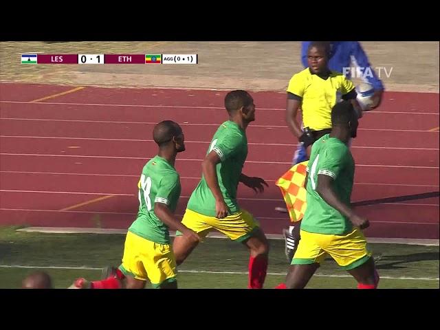 Lesotho v Ethiopia - FIFA World Cup Qatar 2022™ qualifier