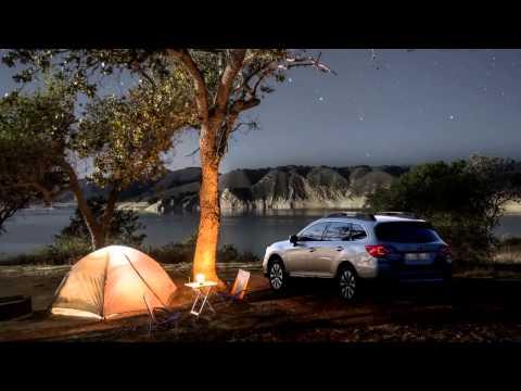 Новый Subaru Outback, 2015 модельного года.
