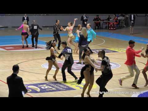 Gold Master Torino 2017, Danze Caraibiche, Caribbean Show Dance, Salsa Shine Merengue, Rueda (27)