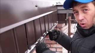 Конденсат на крыше. Ошибки монтажа софита. (Часть №4) Кровмонтаж.(Это видео - часть №4 из плейлиста, который посвящён одной кровле, где Кровмонтаж делает комплексный ремонт...., 2015-02-04T12:02:45.000Z)