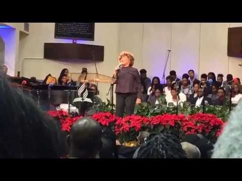 Praise and Worship - Pastor Lisa Page Brooks
