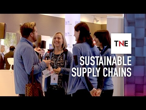 Sustainable Innovation Forum 2015: How can you build a sustainable supply chain? | The New Economy