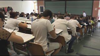 Napoli - Al via i test di medicina 2016, quattromila i partecipanti (06.09.16)
