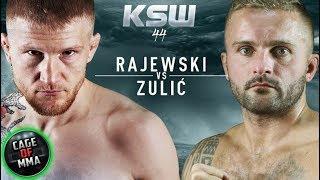 KSW 44 - Łukasz Rajewski vs Leo Zulic