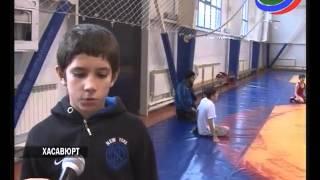 В Хасавюрте прошел городской открытый турнир по вольной борьбе школы им. Шамиля Умаханов