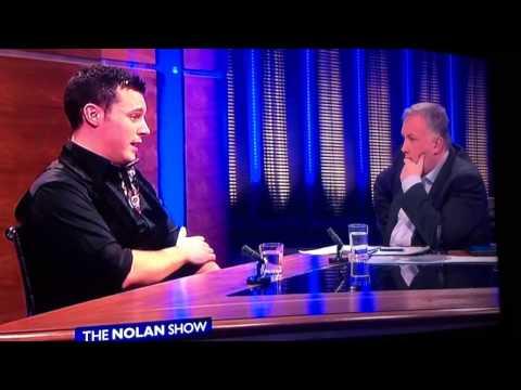 Rare Nathan carter interview