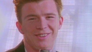 Rick Astley - Never Gonna Give You Up (Lyrics)