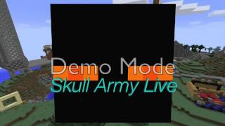 Update on Skull Army Live for this week