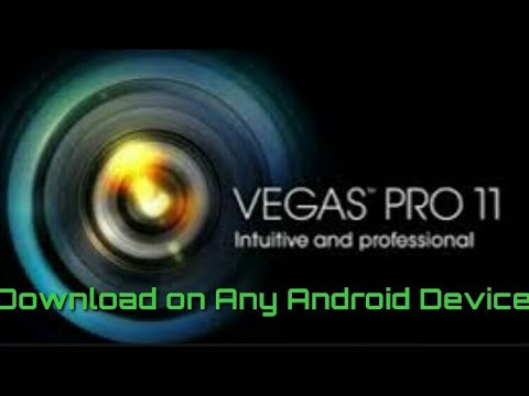 Sony Vegas Pro | Download On Android | For Free| No Root | Kaustubh's Fun Club