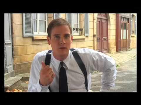 Un village francais nicolas gob est jean marcetti interview youtube - Acteur un village francais ...