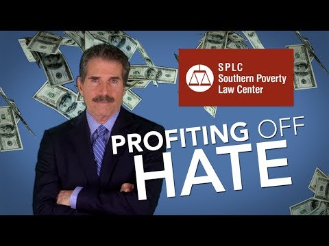 The Southern Poverty Law Center Scam