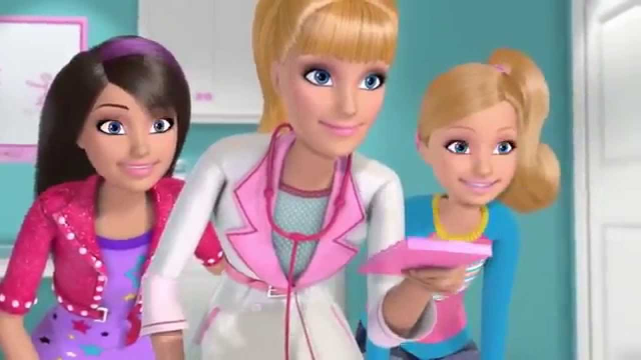 Barbie Life in the Dreamhouse Barbie princess English ...