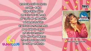 1991 Flavia está de fiesta Vol. 1 (CD) EMI