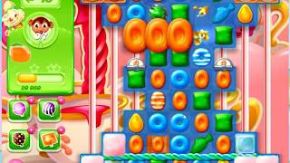 Candy Crush Jelly Saga Level 1143 *** NO BOOSTERS
