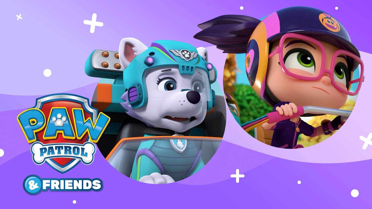 PAW Patrol & Abby Hatcher | Compilation #39 | PAW Patrol Official & Friends