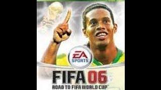 Throwback FIFA l RTWC 06 l Dit is laaang geleden