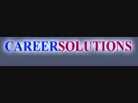 Career Solutions: Mary A. Molloy Interview w/ David Rawles