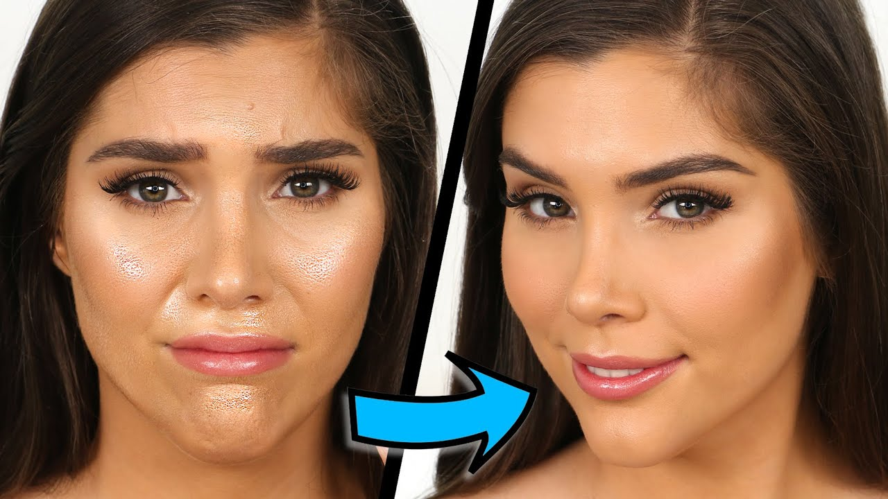 Download The Best Foundations for Oily Skin in 2020!
