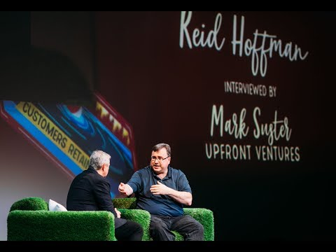 Reid Hoffman Interview with Mark Suster | Upfront Summit 2019