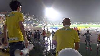 2018年5月2日、湘南ベルマーレ戦の試合後です。 今シーズンのリーグ戦で...