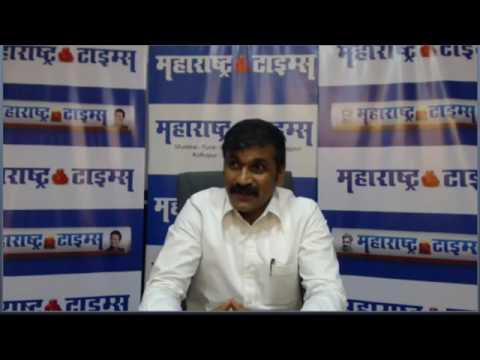 Sachin Ahir Live - Maharashtra times
