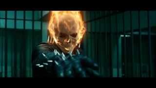 Ghost Rider .... The Ghost Rider Jail Escape  / You Innocent ( Scene )