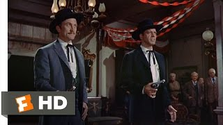 Gunfight at the O.K. Corral (5/9) Movie CLIP - In a Charitable Mood (1957) HD