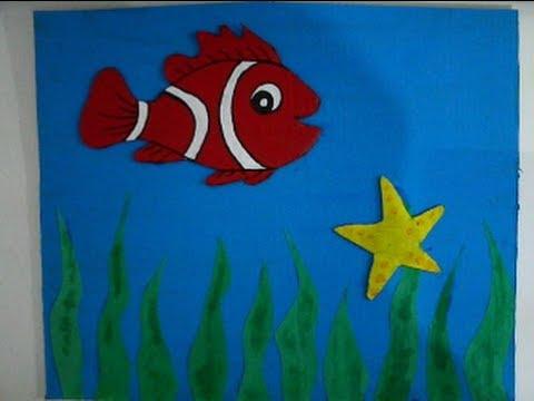 Comment Fabriquer Decoration Aquarium