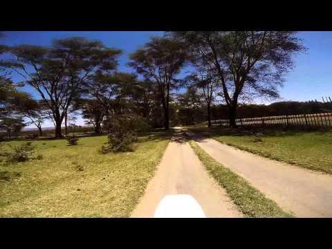 Crescent Island - Naivasha