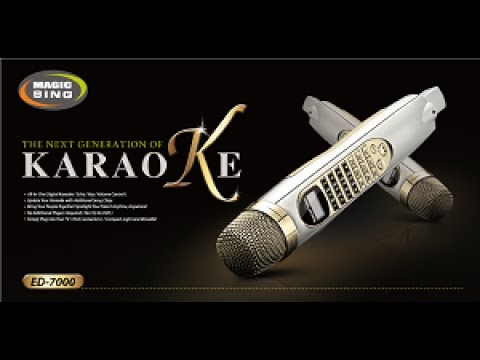 Karaoke Magic Sing Price | Where To Buy Magic Sing best Karaoke Machine Reviews | Magicsing