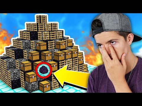 WORLD'S MOST ANNOYING BASE DEFENCE! (Minecraft MONEY WARS)