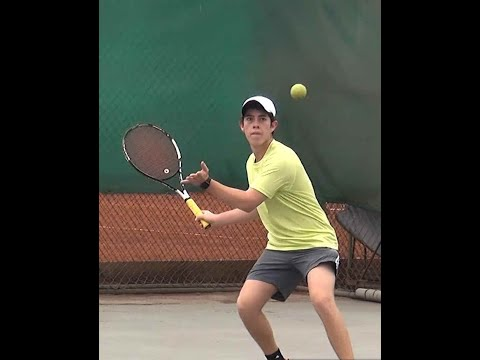 Sebastian Navarro Tennis Video
