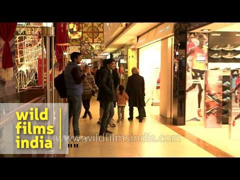 Select Citywalk, Delhi's premier shopping mall
