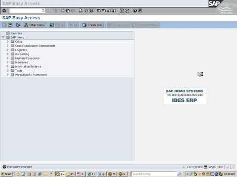 SAP MM Tutorial - 3 Organisation Structure