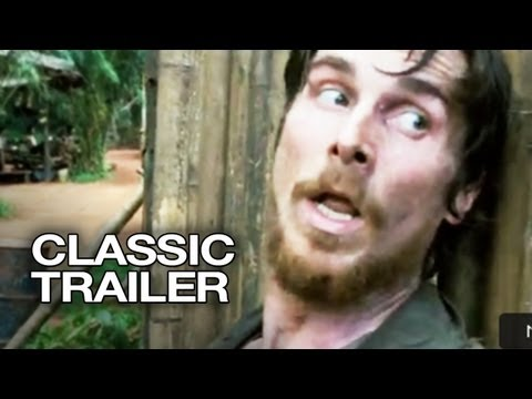 Rescue Dawn Official Trailer #1 - Christian Bale, Steve Zahn Movie (2006) HD