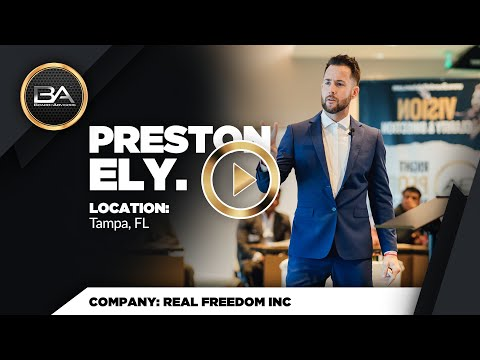 The Success Process: Billions, Not Millions - Preston Ely's Board Of Advisors Mastermind Review