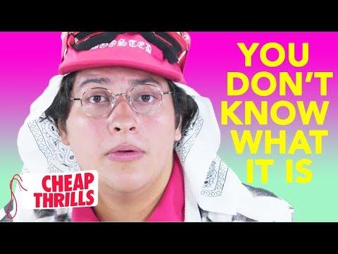 Tabasko Sweet Explains His Slang | Cheap Thrills