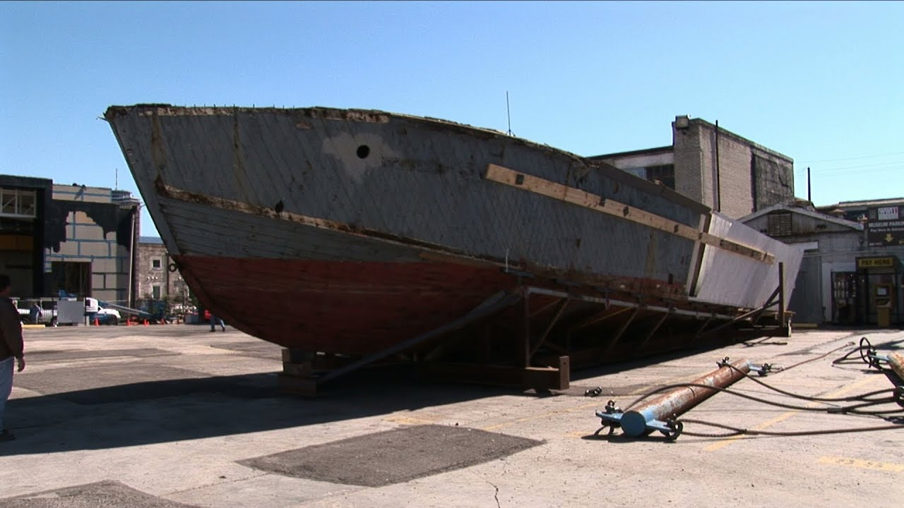 PT-305: A Restoration Project - YouTube