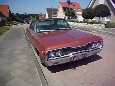 1966 dodge monaco 500 youtube. Black Bedroom Furniture Sets. Home Design Ideas