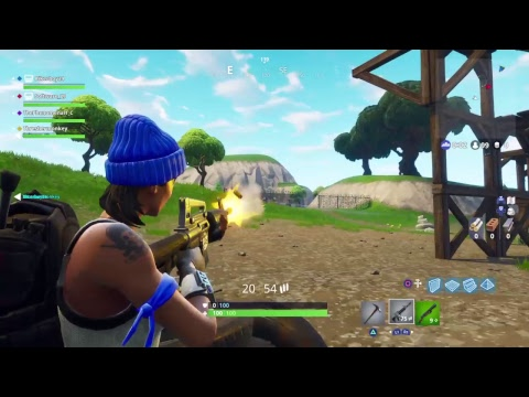 CFPergusey Live Chilling With Some Fortnite and NXT Takeover Talk
