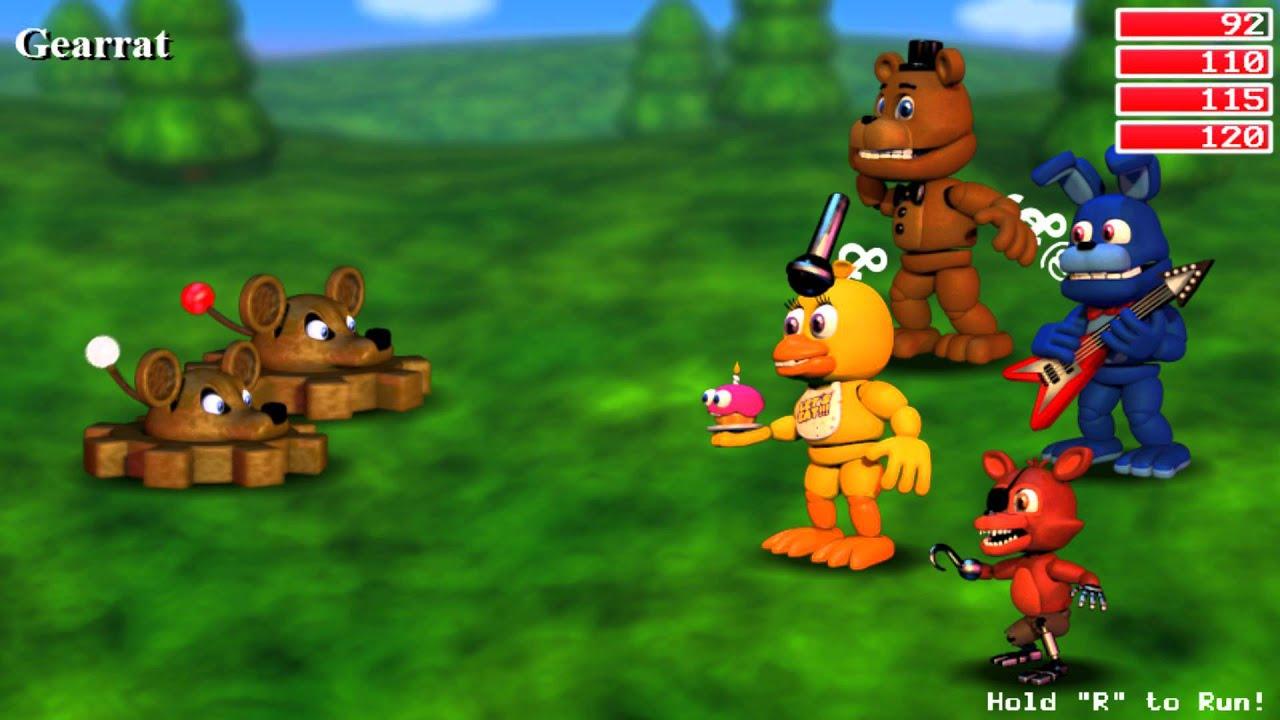 Fnaf world demo game play youtube click for details fnaf world demo