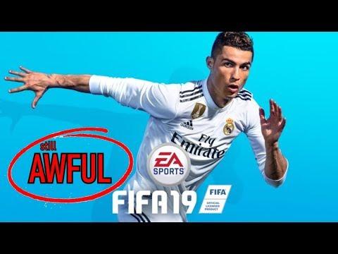 FIFA 19 Is Trash...