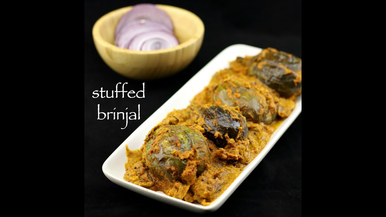 Bharwa Baingan Recipe Hebbars Kitchen