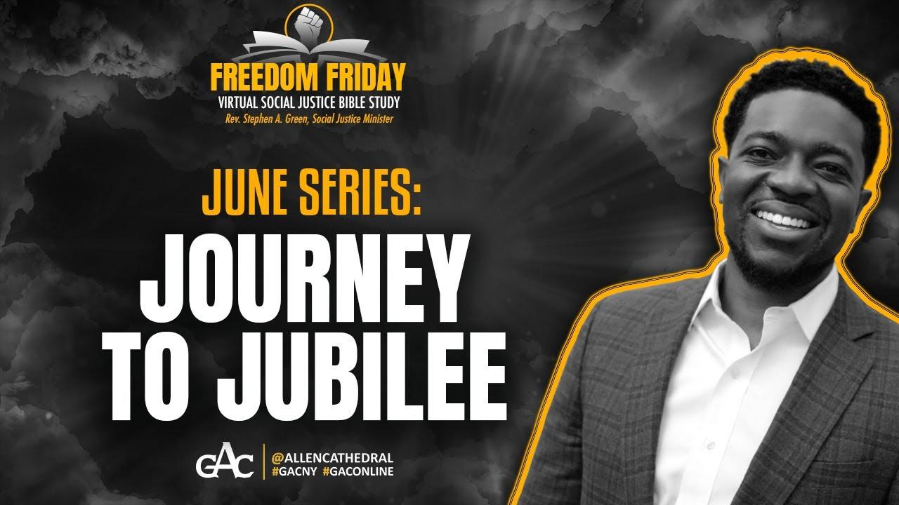 Freedom Friday Bible Study