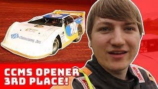 Top Three! | CCMS Opener | Racing Vlog
