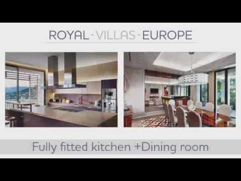 Luxury Villa Rental Cote d'Azur Cannes with Hostess, Chef, Housekeeping and Security